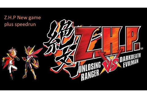 Z.H.P. Unlosing Ranger VS Darkdeath Evilman iso PSP for ...