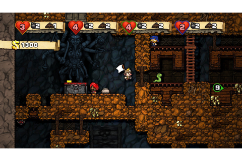 CoolStarGames: Download Spelunky HD GOG Version