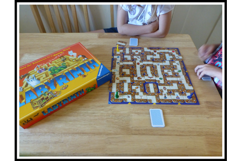 Ravensburger Puzzle Club: Ravensburger Labyrinth Game review