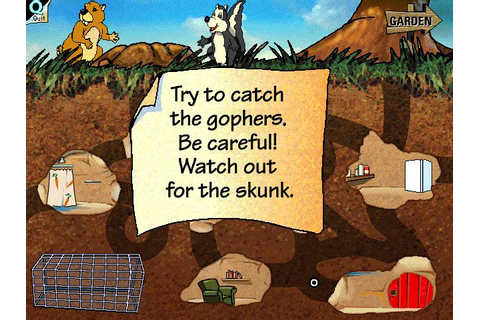 Forever Growing Garden Download (1993 Educational Game)