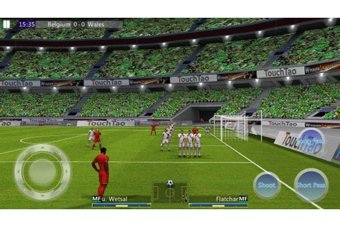 World Soccer League Android Game APK (com.touchtao ...