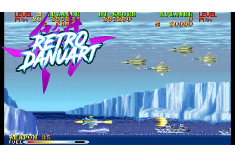 Carrier Air Wing (Arcade) [Capcom] - YouTube