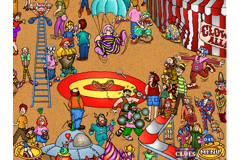 Where's Waldo? At the Circus (1995 - Windows 3.x). Ссылки ...