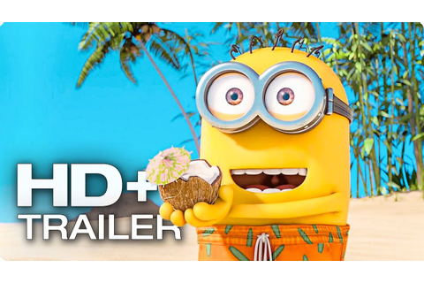MINIONS Paradise Trailer (HD+) 2015 - YouTube