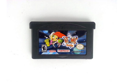 Atomic Betty game for GameBoy Advance (Loose) | The Game Guy