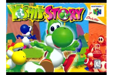 Yoshi's Story Music - Game Over - YouTube