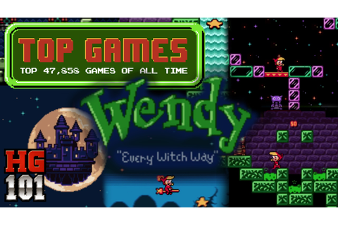 Wendy Every Witch Way - Top 47,858 Games of all time Part ...