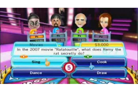TV Show King Party | Wii | Games | Nintendo