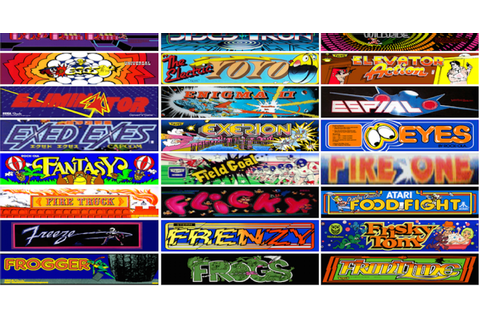 Play 600+ Classic Arcade Games On Your Browser For Free ...