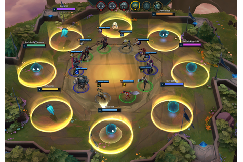 Teamfight Tactics dev wants players to test item-focused ...