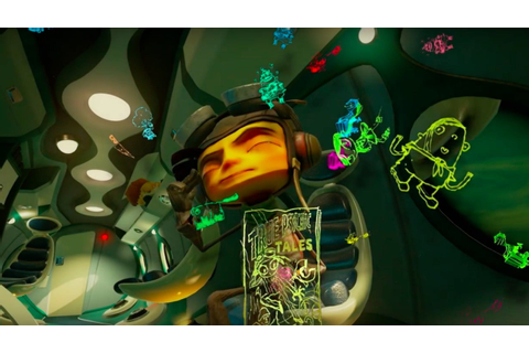Psychonauts in the Rhombus of Ruin Official Launch Trailer ...