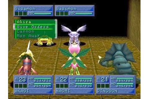Digimon World 2 (PSX) - Download Game PS1 PSP Roms Isos ...