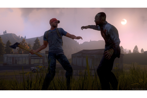 H1Z1 Gameplay - DesiComments.com