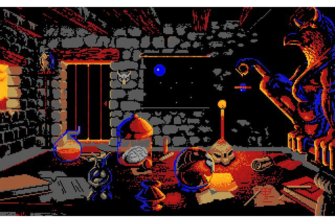 Legend of Djel Download (1989 Role playing Game)