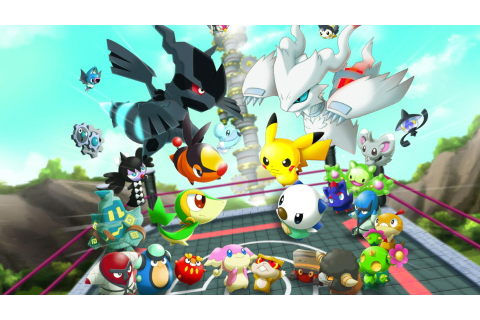 Pokemon Rumble U Brings Action-Figure Scanning Action to ...
