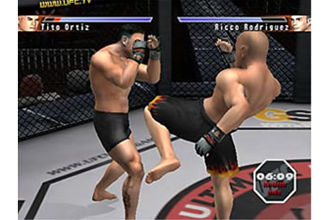 UFC: Sudden Impact Archives - GameRevolution