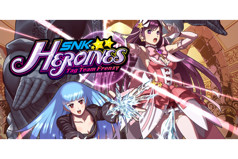 Fatal Females Take the Spotlight as SNK Heroines: Tag Team ...