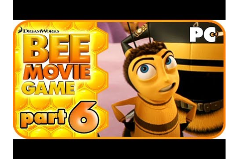 Bee Movie Game Walkthrough Part 6 (PC, PS2, X360) No ...