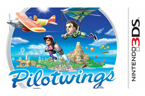 PilotWings Resort 3D Gameplay Nintendo 3DS 60FPS 1080p ...