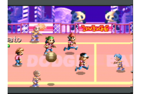 Super Dodge Ball Advance - Game - Nintendo World Report
