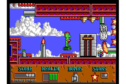 Download Cosmo's Cosmic Adventure | DOS Games Archive