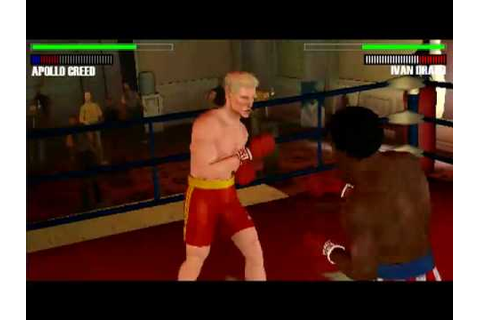Rocky Balboa On PSP - YouTube