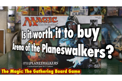 MTG - Is it worth it to buy Arena of the Planeswalkers ...
