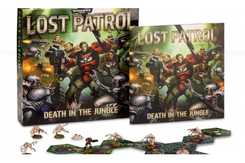 ICv2: Review: 'Lost Patrol' (Boardgame)