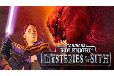 Retro Review - Star Wars Jedi Knight: Mysteries of the ...
