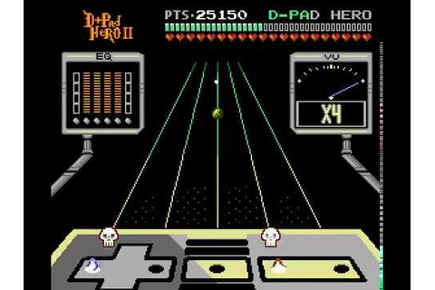 NES Longplay [753] D+PAD Hero II (Homebrew) - YouTube