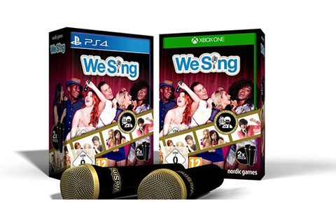 We Sing is heading to PS4 and Xbox One - TGG
