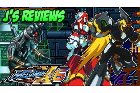 Mega Man X6 is One of the Worst Games I Have Ever Played ...