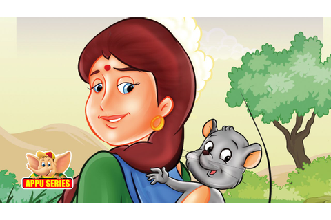 Panchatantra Tales - The Mouse Maid - YouTube