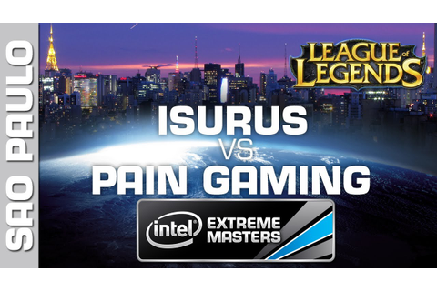 paiN Gaming vs. Isurus Gaming - Game 2 - Quarterfinal ...