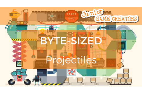 Scratch Projectiles - Junior Game Creators (Powered by ...