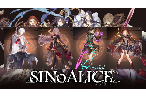 死亡愛麗絲 SINoALICE Gameplay android (jp) - YouTube