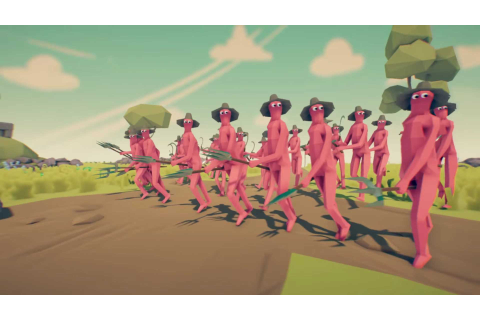 Totally Accurate Battle Simulator Download | MadDownload.com