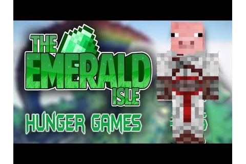 Minecraft PC - Lets Play - Hunger Games - Emerald Isle ...