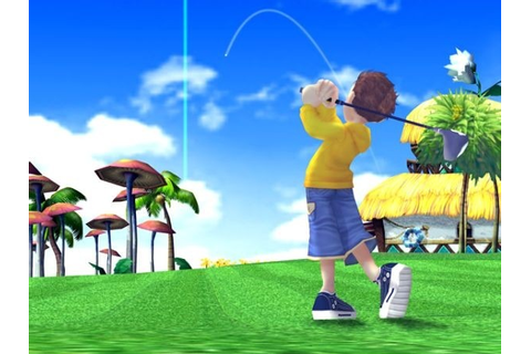 SuperPhillip Central: Top Ten Arcade Golf Games