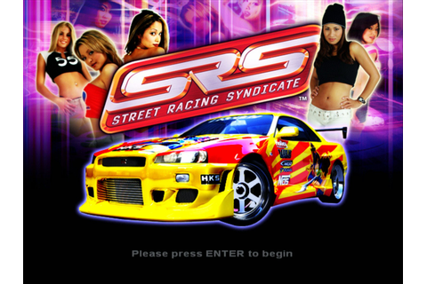 DCeric Gaming News and More: Street Racing Syndicate ...