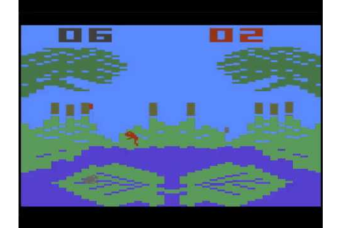 Frogs and Flies / Frogs 'n' Flies (Atari 2600) - YouTube
