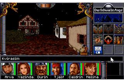 Realms of Arkania: Star Trail Download (1994 Role playing ...