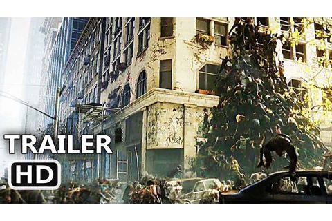 WORLD WAR Z Trailer (2018) Zombie Game HD - YouTube
