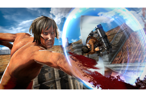 Attack on Titan 2 | Game Review | Slant Magazine