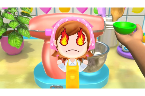 Cooking Mama: Cookstar, a game about fine dining, is ...