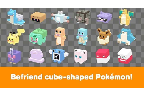 Pokemon Quest for PC – Free Download