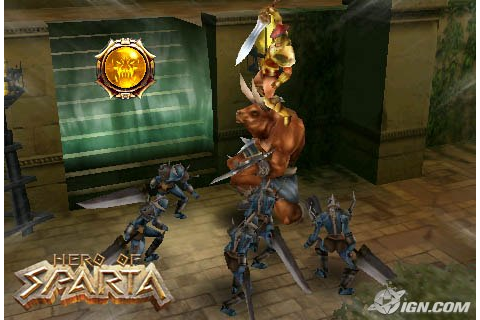 Hero Of Sparta (HVGA and Qvga) | Android World