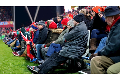Munster to install additional seating at Thomond Park for ...
