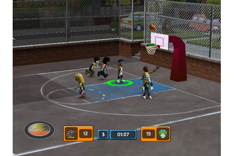 Backyard Basketball 2007 Sony Playstation 2 Game