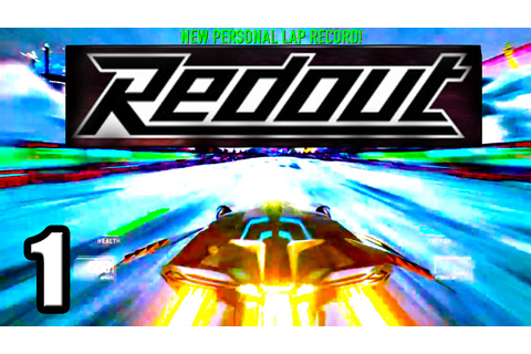Redout || High Speed Futuristic Arcade Racing Game || Part ...